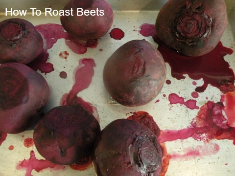 Post image for How To Roast Beets – Cooking Technique