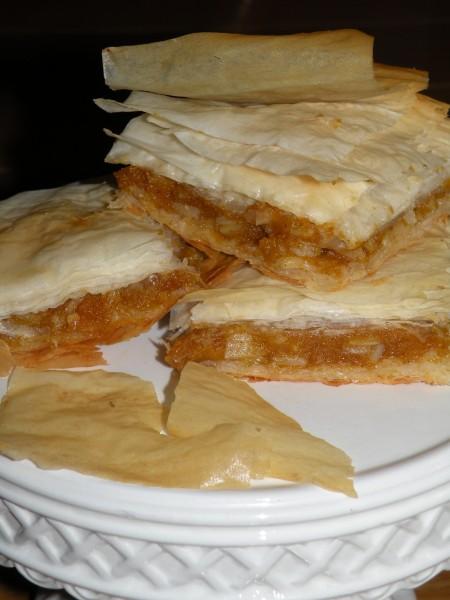 Savoury Pumpkin Pie (Kolokithopita) Recipes — Dishmaps