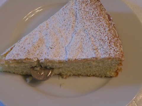 Greek New Year's Day Cake - Thea Liza's Vasilopita - California Greek...