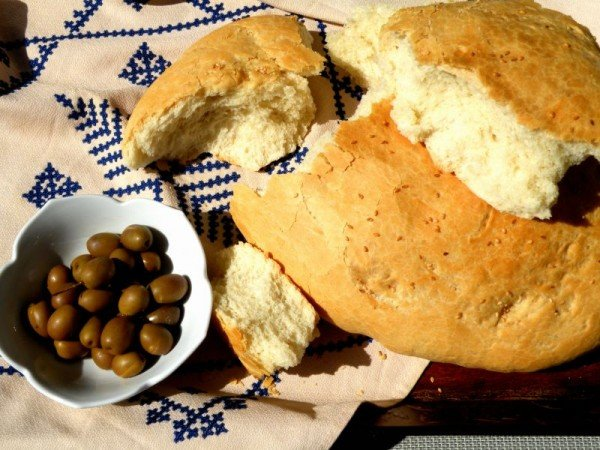 Post image for Lagana Bread for Clean Monday and Lent