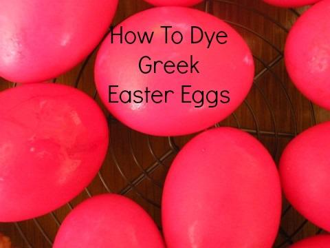Post image for Eggstraordinary Greek Easter Eggs!