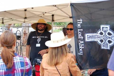 Post image for Encinitas Brewfest Enjoyed with Great Friends