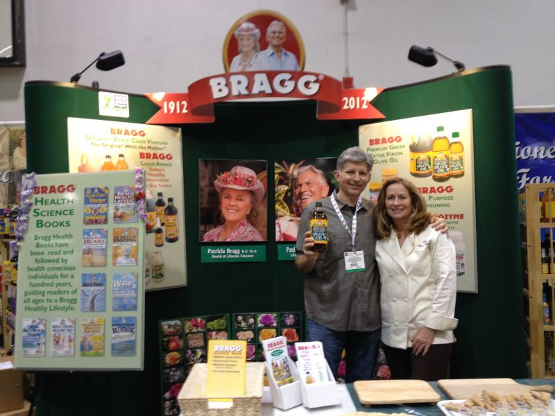 Post image for The Expo West with the Bragg Group
