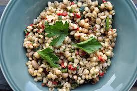 Post image for Pearl Barley Vegetable Salad
