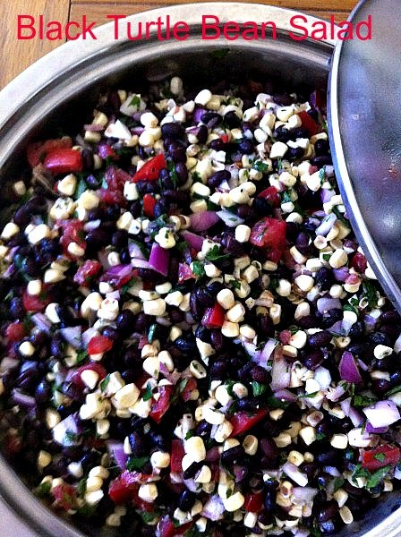 Post image for Black Turtle Beans with Corn