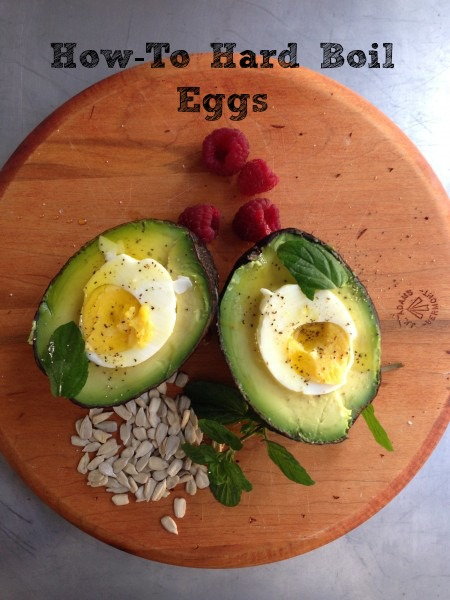 Hard-Boiled Egg Whites With Avocado Recipe — Dishmaps