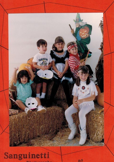 Post image for It's a Haunting Halloween at California Greek Girl's House….