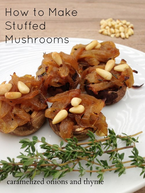Post image for How To Make Stuffed Mushrooms – Technique Tuesday