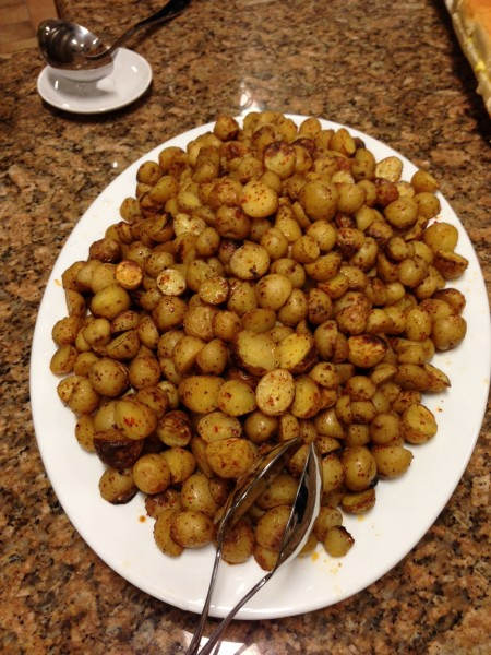 melissa's potatoes