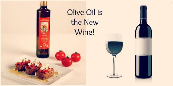 Post image for Olive Oil is the New Wine – the Perfect Holiday Gift!