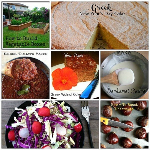 Top 8 Best Greek Recipes Posts For 2014 California Greek Girl California Greek Girl