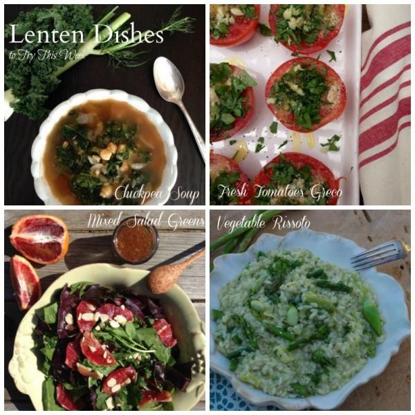 Post image for Recipes for Greek Easter Lenten Week