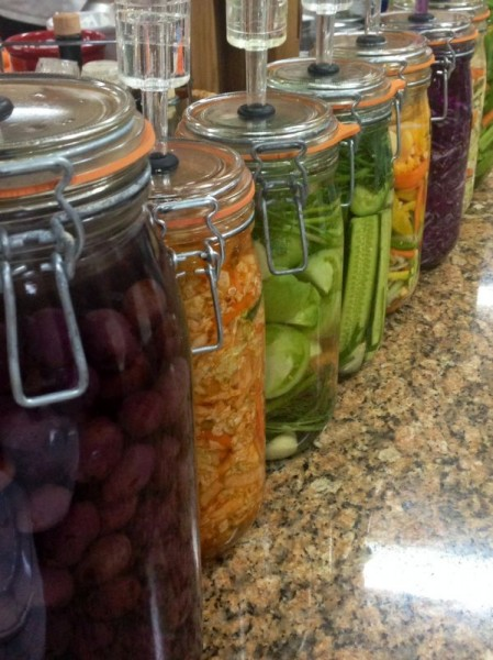 Preserving Class at Melissa's