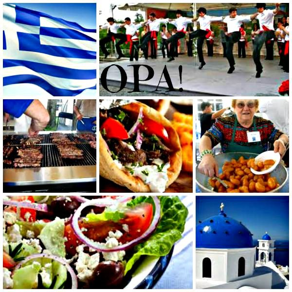 Post image for Greek Festivals in August and September in California 2015