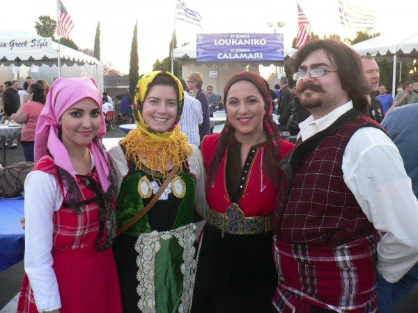 Post image for Greek Festivals in California – May 2016