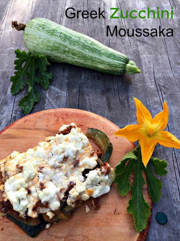 Post image for Greek Zucchini Moussaka