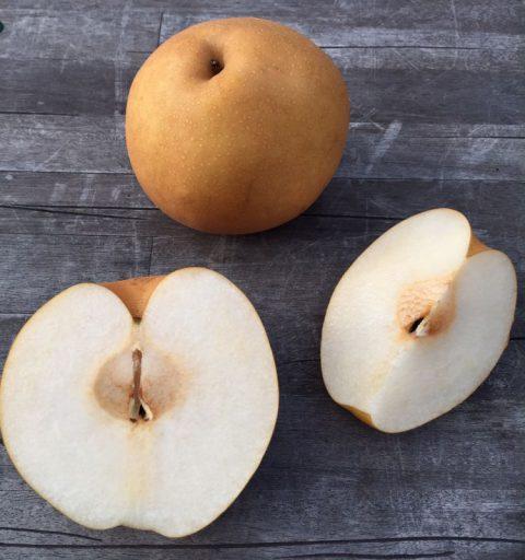 butterscotch pear