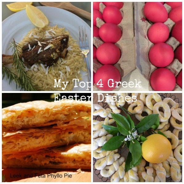 Post image for My 4 Top Greek Easter Recipes
