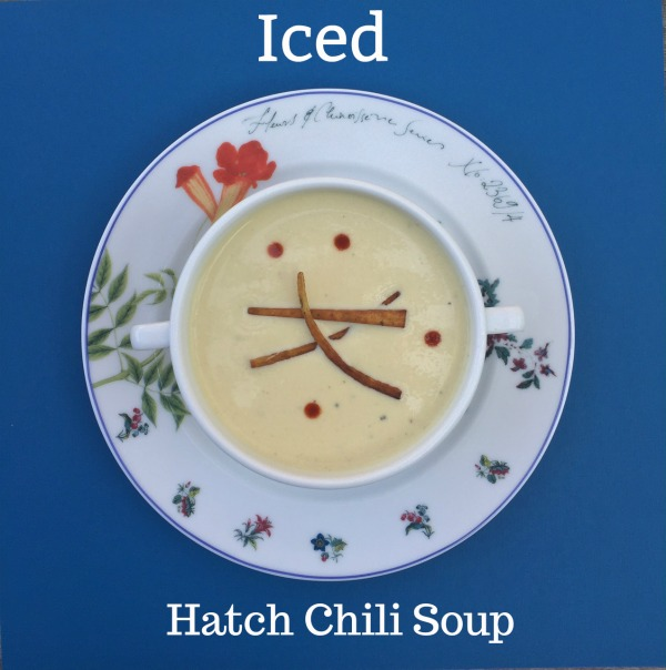 Post image for Iced Hatch Chili Soup