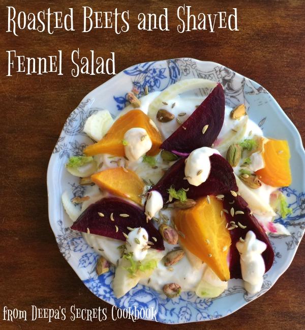 Post image for Refreshing Deepa's Secrets Cookbook