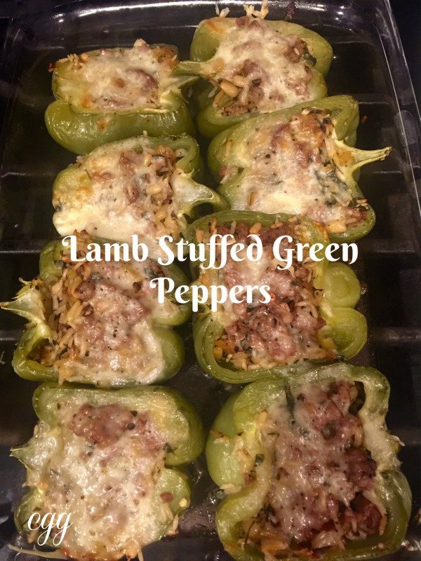 Post image for Lamb Stuffed Green Peppers