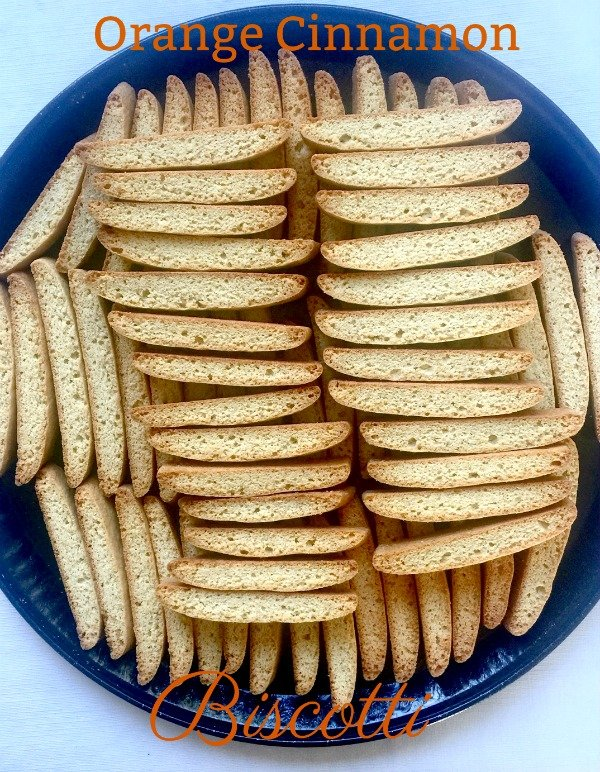 "Post image for Orange and Cinnamon Biscotti ""Paximathia"""
