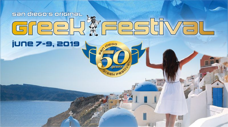 Post image for Greek Festivals in California for June 2019