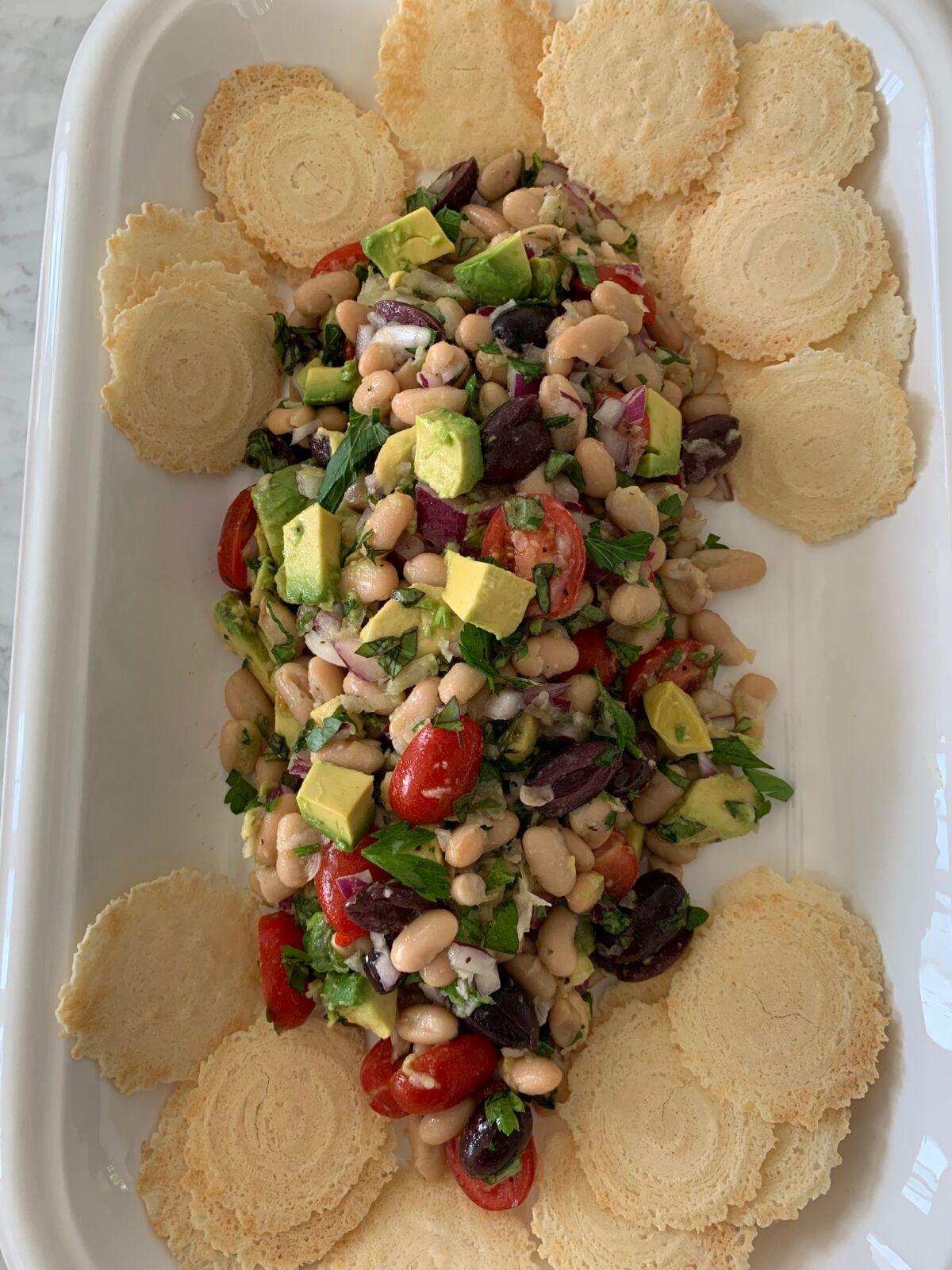 Post image for Greek Avocado Ceviche